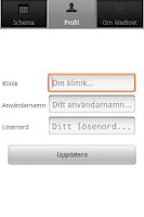 Screenshot of Medinet