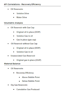 Oil & Gas Calculations- screenshot thumbnail