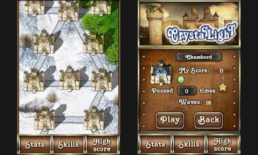 Crystallight Defense- screenshot thumbnail