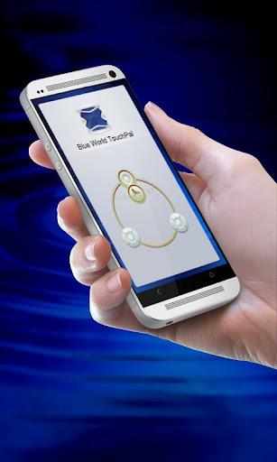 藍色世界 TouchPal