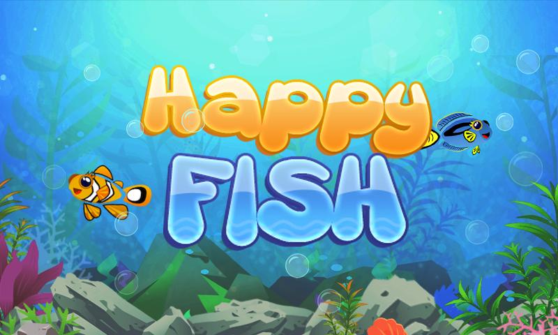 Happy Fish - screenshot