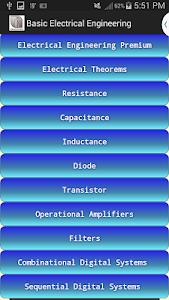 Electrical Engineering Premium v2.2