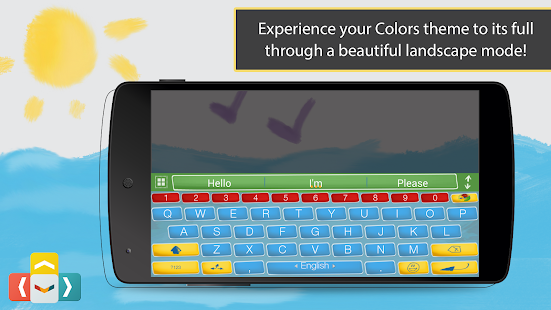 ai.type Sketch Colors Keyboard