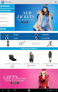 HSN Tablet Shop App - screenshot thumbnail