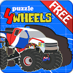 Kids Puzzle - 4 Wheels 1.2.0 Apk