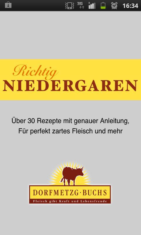 Niedergaren - Slow Cooked Meat- screenshot