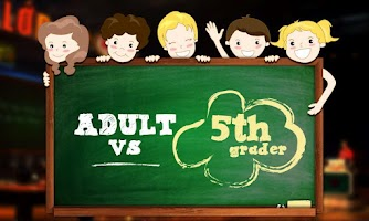 Screenshot of Adult vs 5th Grader