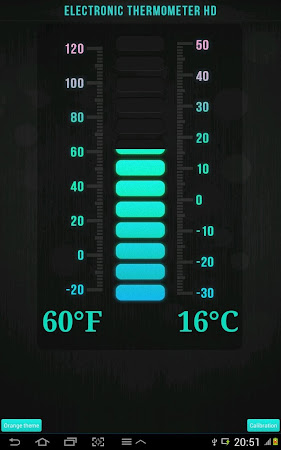 Electronic Thermometer HD 1.5 screenshot 210470