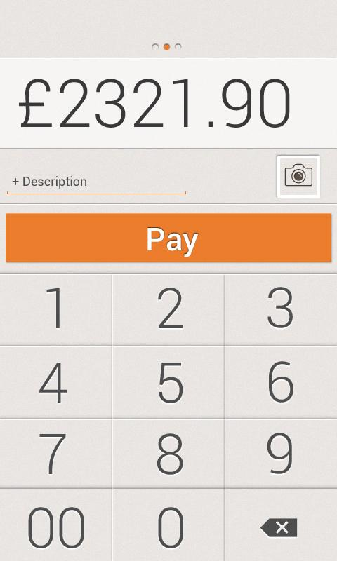 Handpoint mobile POS- screenshot