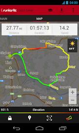 Runtastic Road Bike PRO Screenshot 4