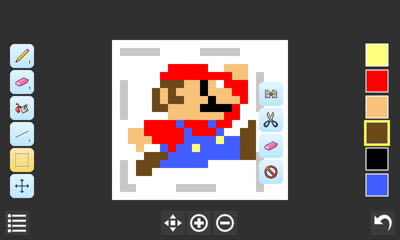IsoPix - Pixel Art Editor- screenshot