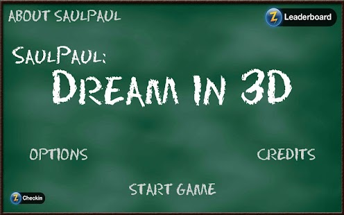 SaulPaul: Dream in 3D- screenshot thumbnail