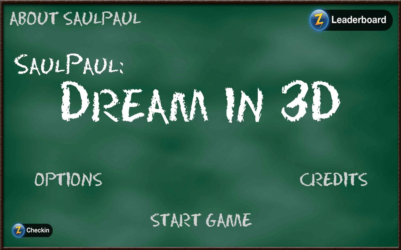 SaulPaul: Dream in 3D- screenshot