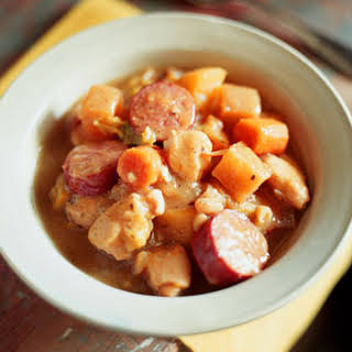 Autumn Ragout with Roasted Vegetables.
