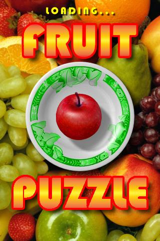 Fruit Puzzle- screenshot