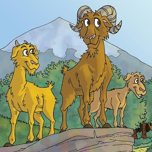 The Three Billy Goats Gruff - Android Apps on Google Play