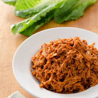 Easy Crock Pot Pulled Pork.