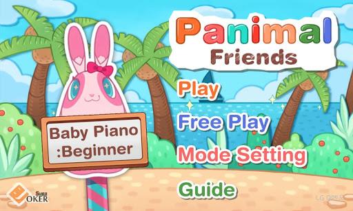 Children Piano Panimal Friend