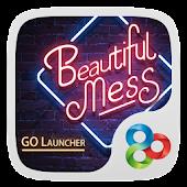Neon Club GO Launcher Theme