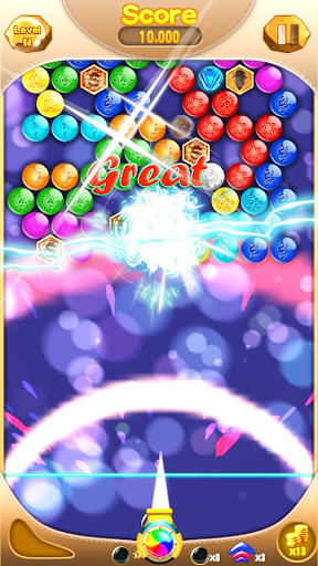 bubble shooter top game