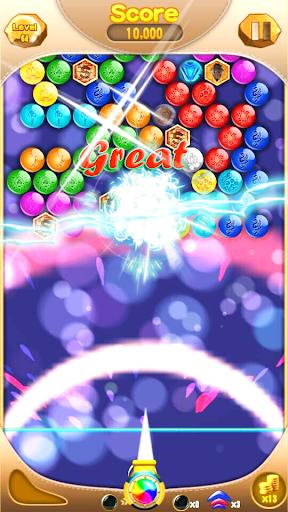 バブルシュータートップゲーム