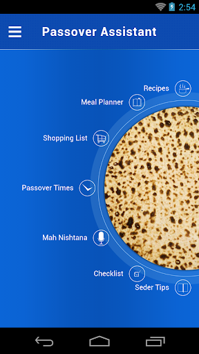 Passover Assistant