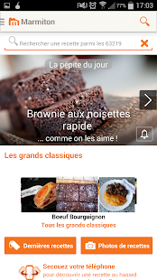 Marmiton recettes de cuisine android apps on google play for Cuisine google translate