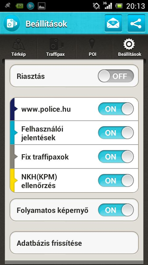 Traffi Hunter - screenshot