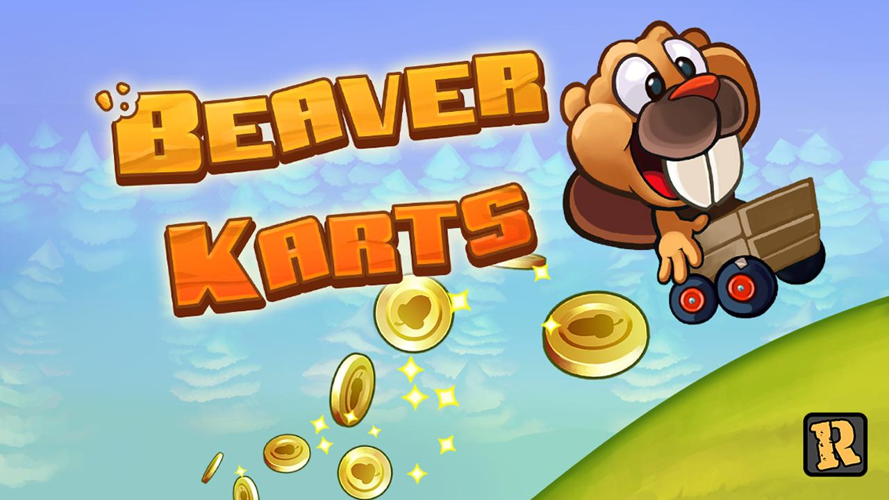 BeaverKarts- screenshot
