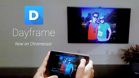 Dayframe (Chromecast Photos) v2.3.4