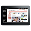 Danish media (Tablet) icon
