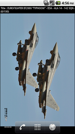 Eurofighter Typhoon LWP