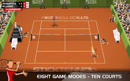 Stick Tennis Screenshot 13