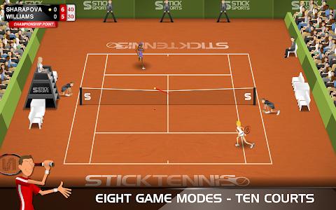 Stick Tennis v1.9.6