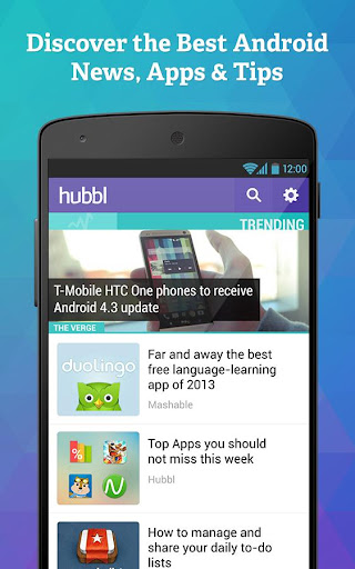 Hubbl - Your Android Guide