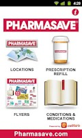 Screenshot of Pharmasave Drugs