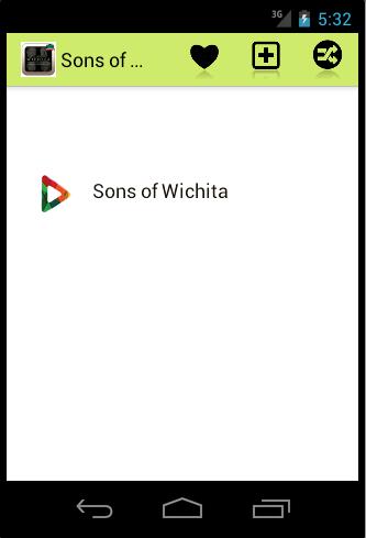 Audio Book - Sons of Wichita