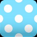 cute polkadots wallpaper ver9 icon