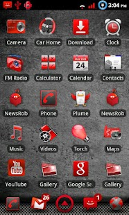 R3Ds CM7 Theme ( Free ) - screenshot thumbnail