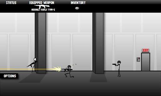 لعبة  Stickman Kill Chamber