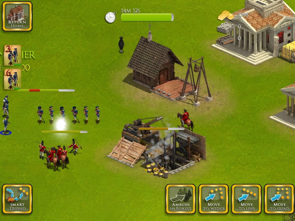 Colonies vs Empire - screenshot