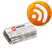 RSS Reader - Der Stern