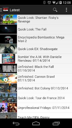 Giant Bomb Video Buddy 2.0.9 screenshot 20010