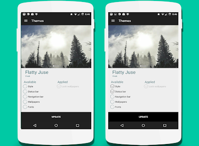 Flatty Juse CM12/Blispop Theme v1.5