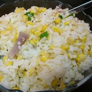 Corn and Rice Medley