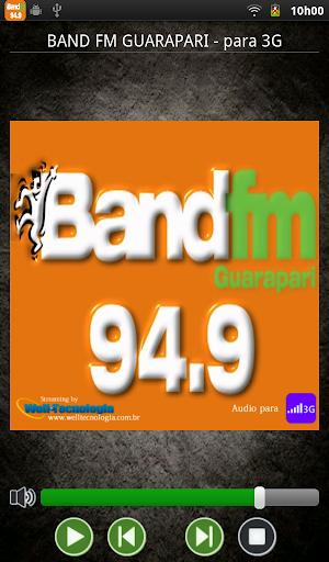 BAND FM - GUARAPARI