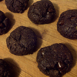 Double Chocolate Avocado Cookies (vegan Friendly)