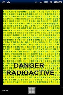 Radioactive Sign Live Wallpape - screenshot thumbnail