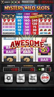 Mystery Wild Slot Machine- screenshot thumbnail