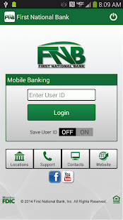 FNB Vinita Mobile Banking- screenshot thumbnail